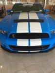 HP 219's 2013 Ford Shelby GT500
