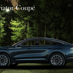 2020 Lincoln Aviator Coupe